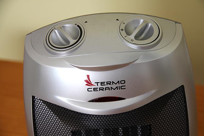 Aquecedor Termo Ceramic Mondial | Controle de Temperatura